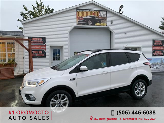 2018 Ford Escape SEL (Stk: 191) in Oromocto - Image 1 of 21