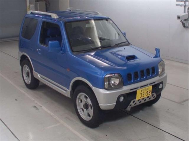 2001 Suzuki Samurai JX (Stk: p19-291) in Dartmouth - Image 1 of 7