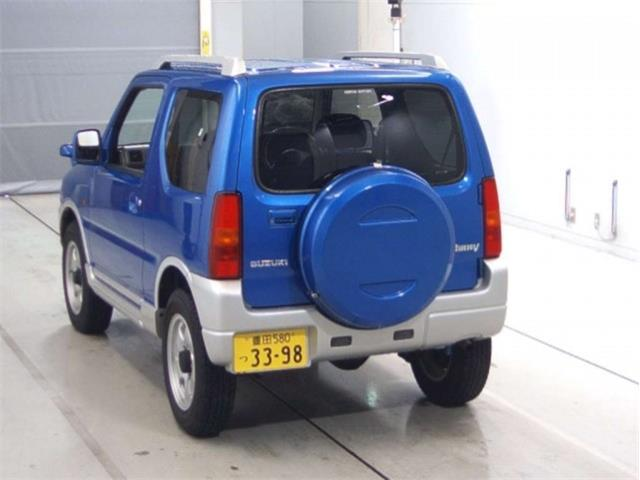2001 Suzuki Samurai JX (Stk: p19-291) in Dartmouth - Image 2 of 7