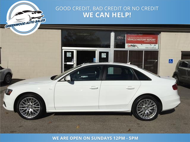 2015 Audi A4 2.0T Komfort plus (Stk: 15-29305) in Greenwood - Image 1 of 24