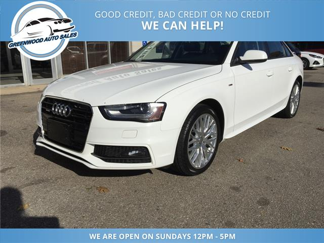 2015 Audi A4 2.0T Komfort plus (Stk: 15-29305) in Greenwood - Image 2 of 24