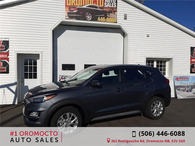 2019 Hyundai Tucson Preferred (Stk: 689) in Oromocto - Image 1 of 16