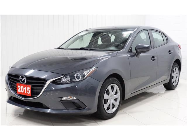 2015 Mazda Mazda3 GX (Stk: MP0579) in Sault Ste. Marie - Image 2 of 27