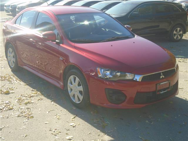 2016 Mitsubishi Lancer ES (Stk: 9SD4548A) in Cranbrook - Image 1 of 15