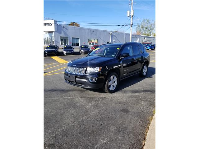 2016 Jeep Compass Sport 4WD (Stk: p19-272) in Dartmouth - Image 1 of 17