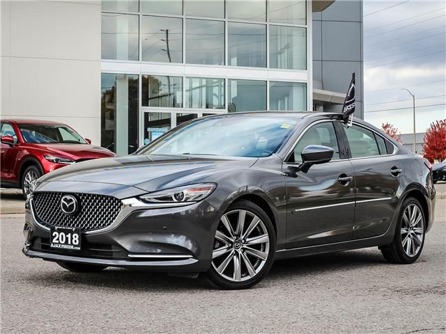 2018 Mazda MAZDA6 Signature (Stk: P5264) in Ajax - Image 1 of 23