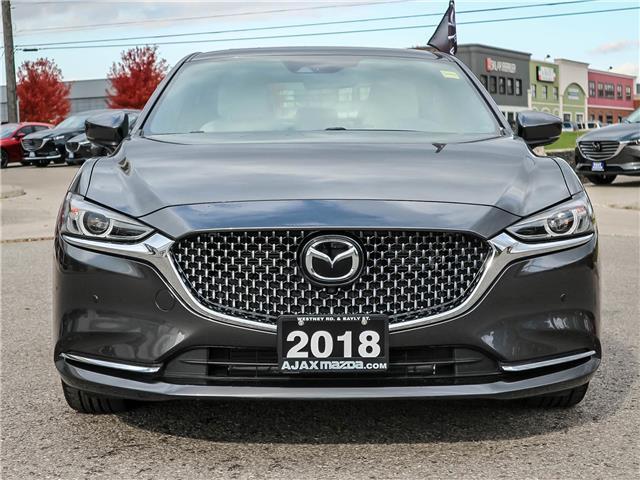 2018 Mazda MAZDA6 Signature (Stk: P5264) in Ajax - Image 2 of 23