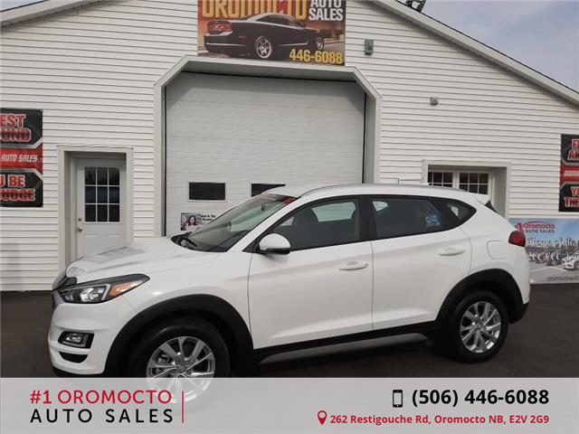 2019 Hyundai Tucson Preferred (Stk: 187) in Oromocto - Image 1 of 17