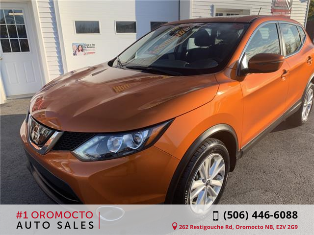 2019 Nissan Qashqai SV (Stk: 393) in Oromocto - Image 2 of 17