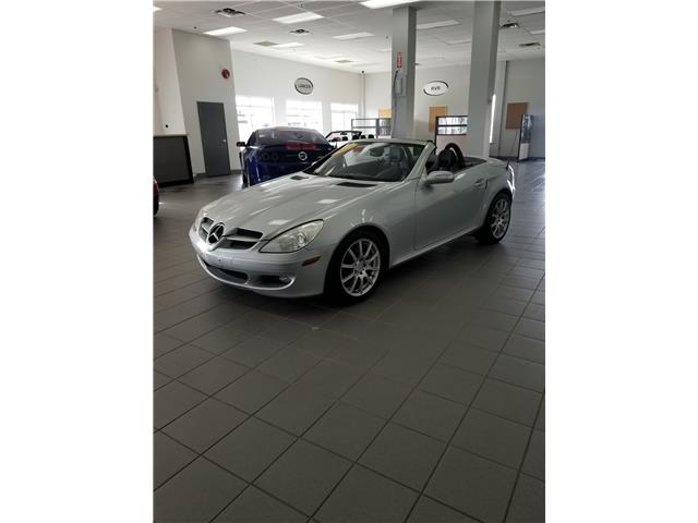 2005 Mercedes-Benz SLK350 SLK350 (Stk: p19-260) in Dartmouth - Image 1 of 8