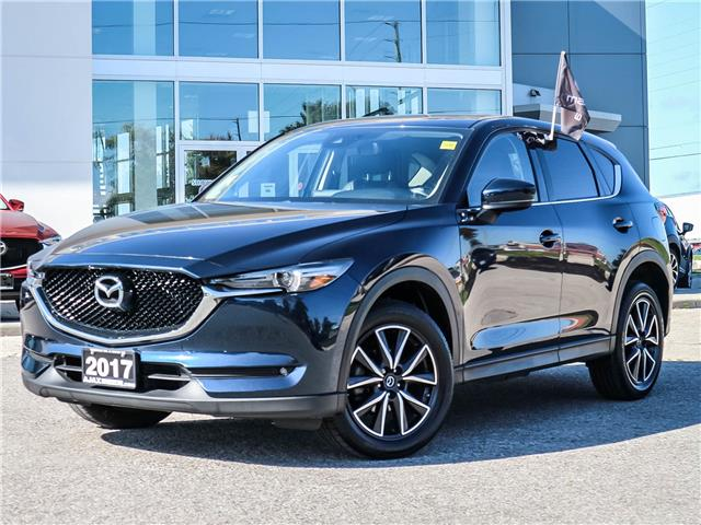 2017 Mazda CX-5 GT (Stk: P5303) in Ajax - Image 1 of 24