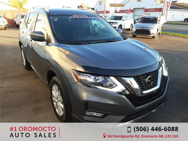 2018 Nissan Rogue SV (Stk: 133) in Oromocto - Image 2 of 17