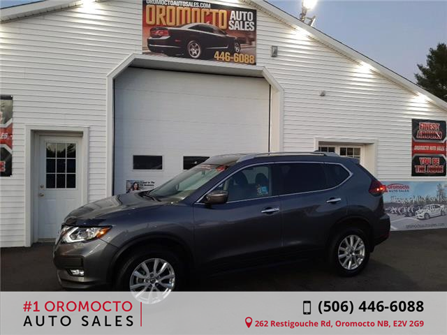 2018 Nissan Rogue SV (Stk: 133) in Oromocto - Image 1 of 17