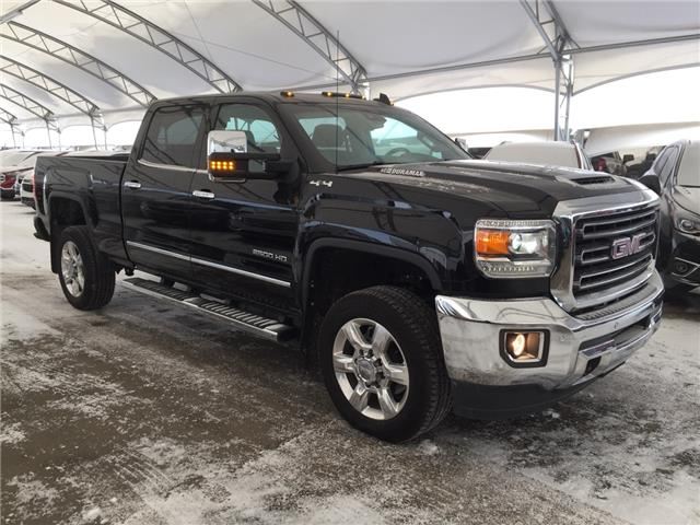 2019 GMC Sierra 2500HD SLT (Stk: 171910) in AIRDRIE - Image 1 of 42