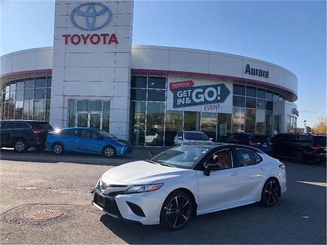 2020 Toyota Camry XSE (Stk: 31369) in Aurora - Image 1 of 19