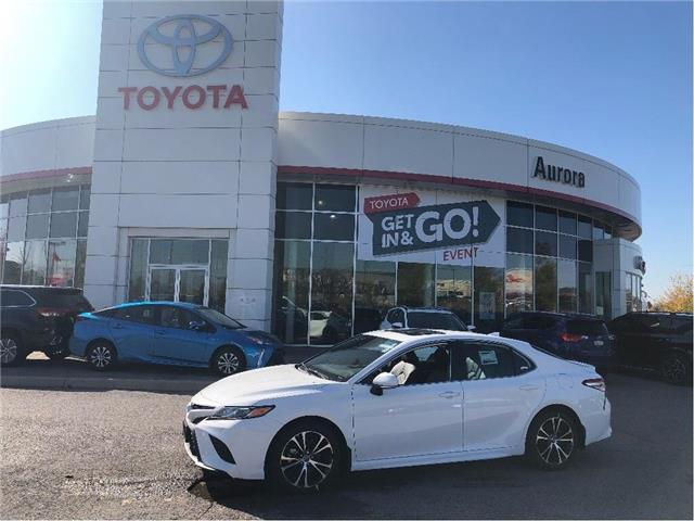 2020 Toyota Camry SE (Stk: 31368) in Aurora - Image 1 of 17