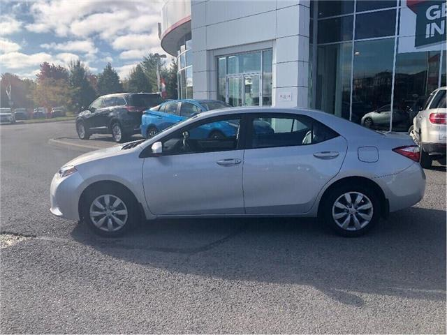 2016 Toyota Corolla LE (Stk: 312922) in Aurora - Image 2 of 16