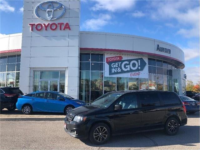 2017 Dodge Grand Caravan GT (Stk: 311791) in Aurora - Image 1 of 15