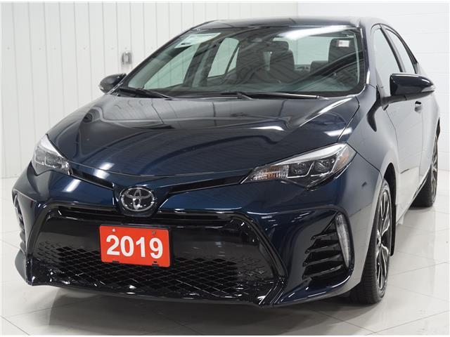 2019 Toyota Corolla SE (Stk: PR022) in Sault Ste. Marie - Image 2 of 22