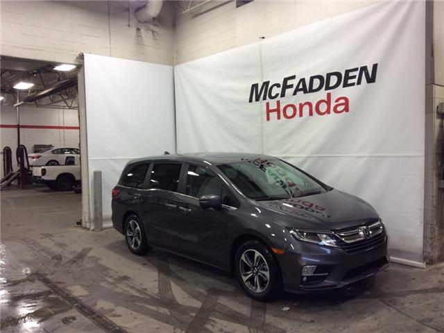 2020 Honda Odyssey EX-L RES (Stk: 2075) in Lethbridge - Image 1 of 11