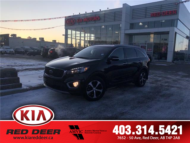 2016 Kia Sorento 2.0L EX (Stk: 9PT8803B) in Red Deer - Image 1 of 25