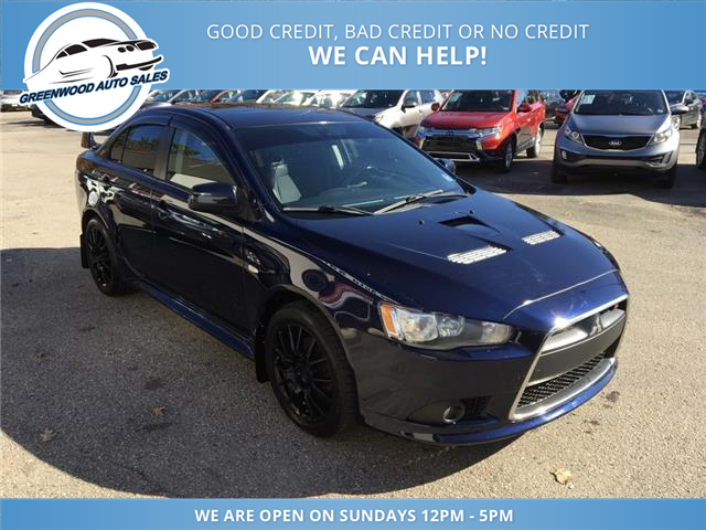 2014 Mitsubishi Lancer Ralliart (Stk: 14-02470) in Greenwood - Image 2 of 17