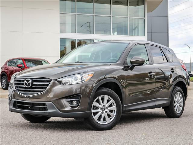 2016 Mazda CX-5 GS (Stk: P5291) in Ajax - Image 1 of 24