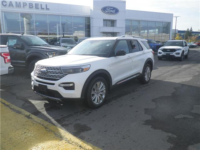 2020 Ford Explorer Limited (Stk: 2000410) in Ottawa - Image 1 of 12