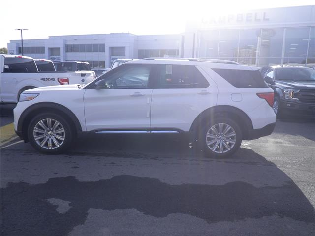 2020 Ford Explorer Limited (Stk: 2000410) in Ottawa - Image 2 of 12
