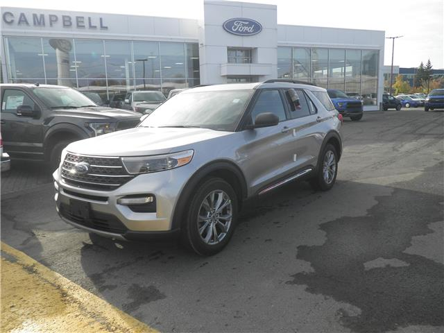 2020 Ford Explorer XLT (Stk: 2000370) in Ottawa - Image 1 of 12
