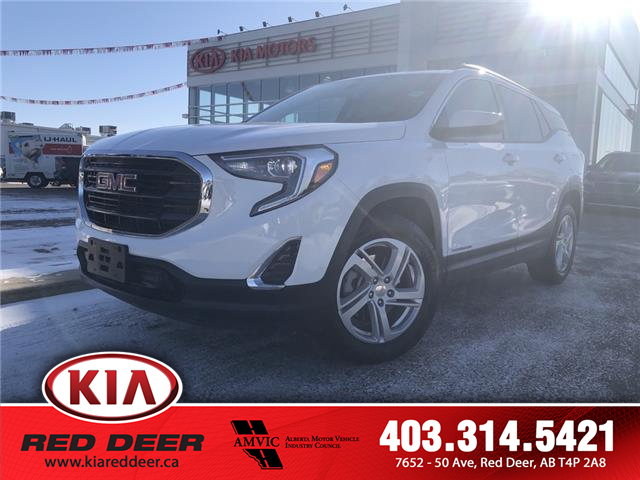 2019 GMC Terrain SLE (Stk: 9SD4121A) in Red Deer - Image 2 of 28