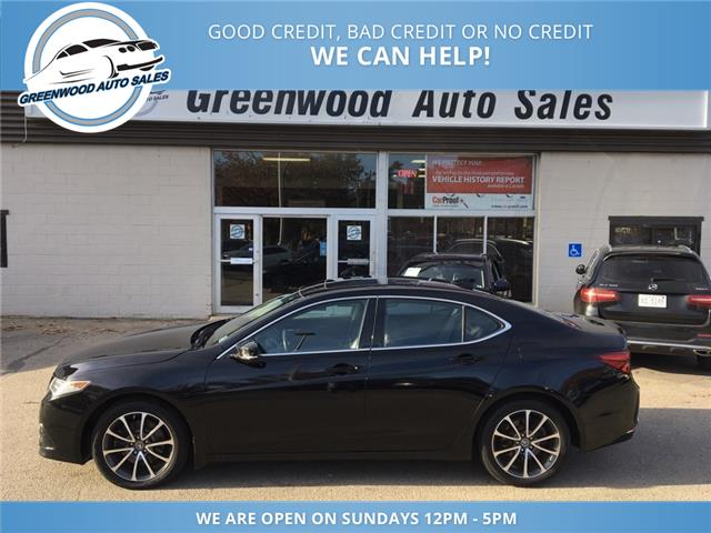 2015 Acura TLX Tech (Stk: 15-03632) in Greenwood - Image 1 of 18