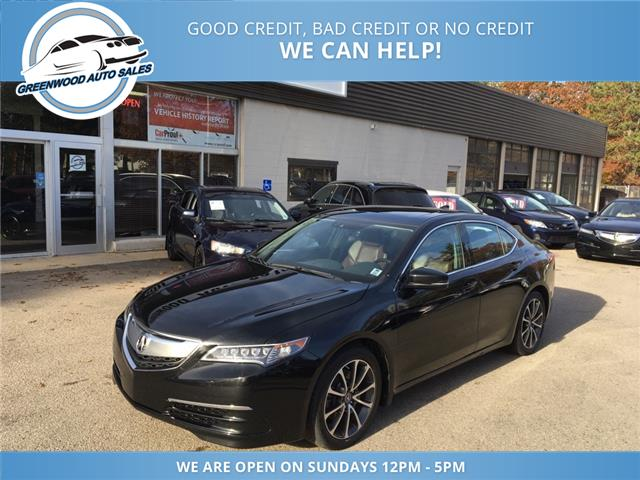 2015 Acura TLX Tech (Stk: 15-03632) in Greenwood - Image 2 of 18