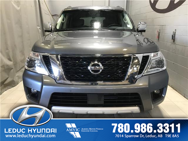 2018 Nissan Armada Platinum (Stk: PS0234) in Leduc - Image 1 of 5