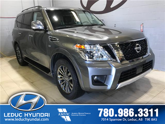 2018 Nissan Armada Platinum (Stk: PS0234) in Leduc - Image 2 of 5