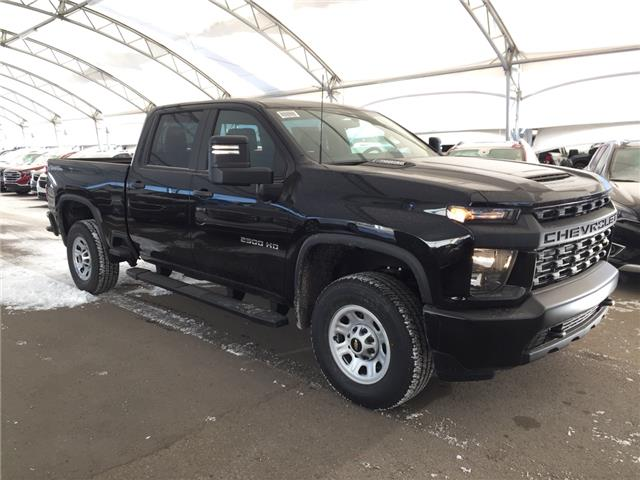 2020 Chevrolet Silverado 2500HD Work Truck (Stk: 178673) in AIRDRIE - Image 1 of 35