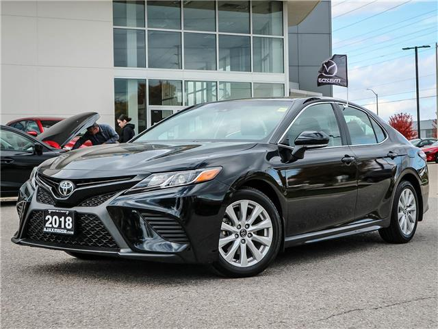 2018 Toyota Camry L (Stk: P5312) in Ajax - Image 1 of 25
