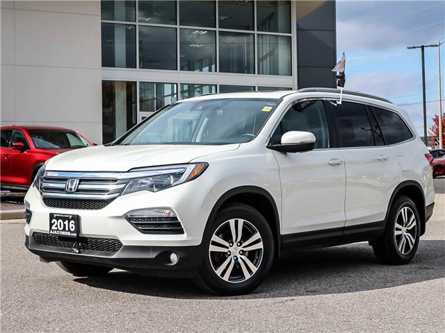 2016 Honda Pilot EX-L RES (Stk: P5311) in Ajax - Image 1 of 26