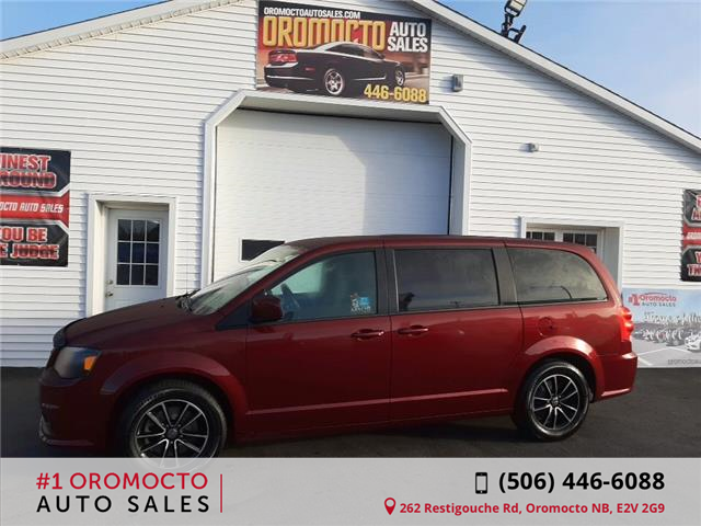 2019 Dodge Grand Caravan GT (Stk: 737) in Oromocto - Image 1 of 19