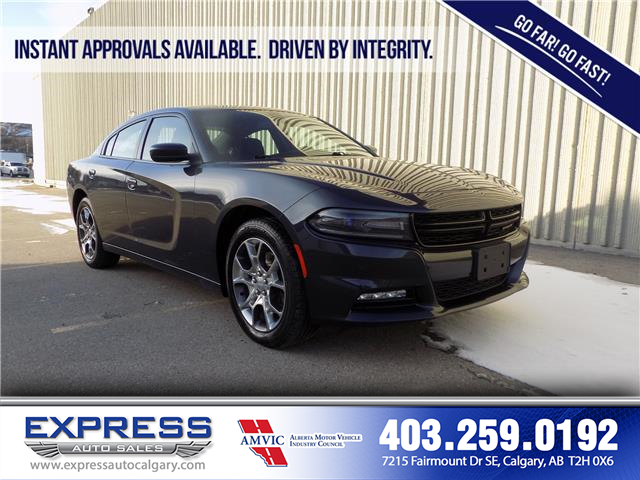 2017 Dodge Charger SXT (Stk: P15-1196A) in Calgary - Image 1 of 17