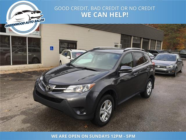 2015 Toyota RAV4 LE (Stk: 15-74330) in Greenwood - Image 2 of 17