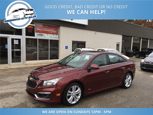 2015 Chevrolet Cruze LTZ (Stk: 15-55064) in Greenwood - Image 2 of 20