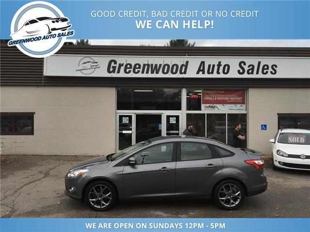 2013 Ford Focus SE (Stk: 13-46960) in Greenwood - Image 1 of 17