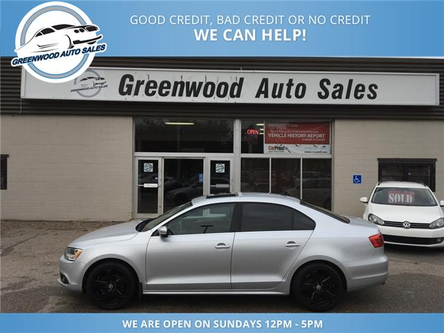 2014 Volkswagen Jetta 2.0 TDI Highline (Stk: 14-53238) in Greenwood - Image 1 of 17