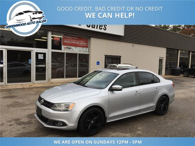 2014 Volkswagen Jetta 2.0 TDI Highline (Stk: 14-53238) in Greenwood - Image 2 of 17