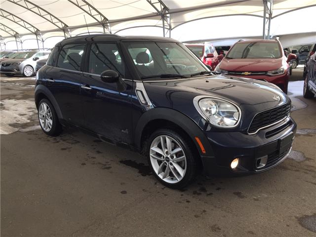 2012 MINI Cooper S Countryman Base (Stk: 179375) in AIRDRIE - Image 1 of 32