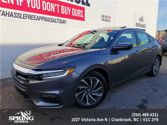 2020 Honda Insight Touring (Stk: H00265) in North Cranbrook - Image 1 of 2