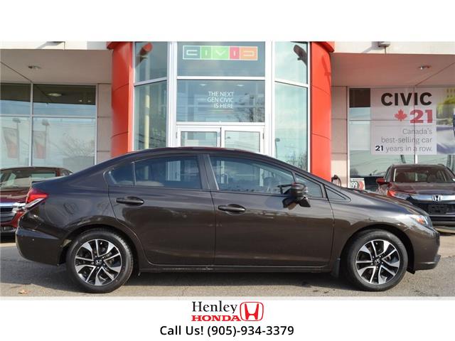 2014 Honda Civic Sedan 4dr CVT EX (Stk: H18299A) in St. Catharines - Image 2 of 26