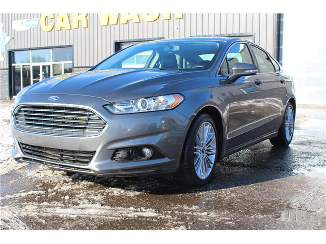 2014 Ford Fusion SE (Stk: P1758) in Regina - Image 1 of 19