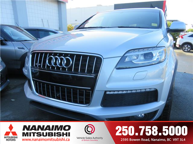 2014 Audi Q7 3.0T Technik (Stk: 9P0992A) in Nanaimo - Image 1 of 15